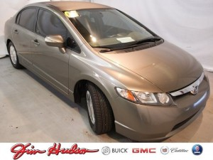 Used Honda Civic Hybrid Columbia SC